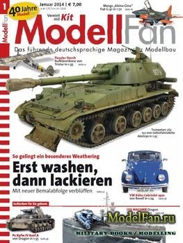ModellFan (January 2014)