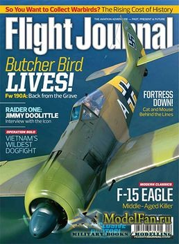 Flight Journal №4 2014