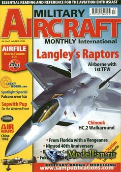 Military Aircraft Monthly International July 2010 (Vol.9 Iss.07
