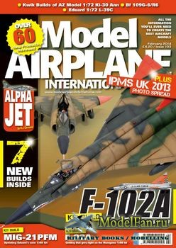 Model Airplane International №103 (February 2014)