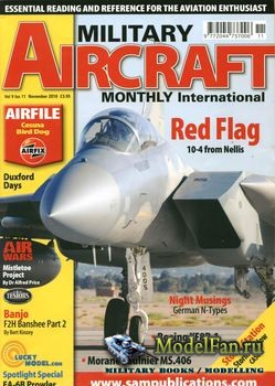Military Aircraft Monthly International November 2010 (Vol.9 Iss.11)