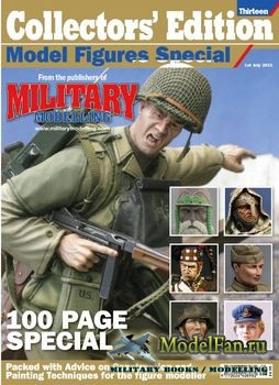 Military Modelling Vol.41 No.8 (July 2011) - Model Figures Special