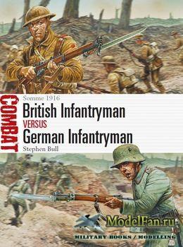 Osprey - Combat 5 - British Infantryman vs German Infantryman: Somme 1916