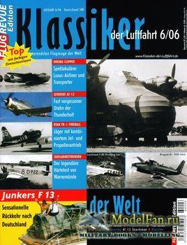 Klassiker der Luftfahrt №6 2006