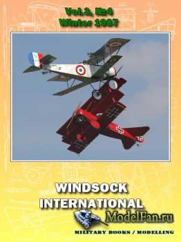 Windsock International Vol.3, №4 Winter 1987