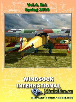 Windsock International Vol.4, №1 Spring 1988