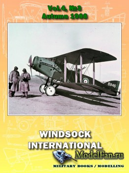 Windsock International Vol.4, №3 Autumn 1988