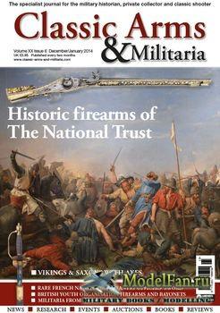 Classic Arms & Militaria Vol.XX Issue 6