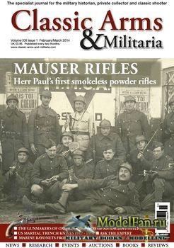 Classic Arms & Militaria Vol.XXI Issue 1