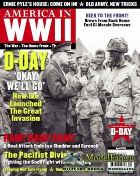 America in WWII (April 2014)