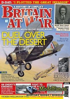 Britain at War Magazine №83 (March 2014)