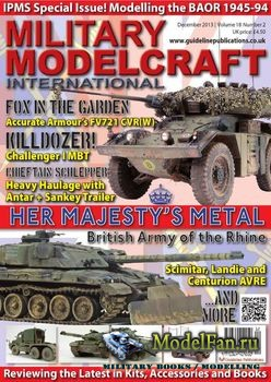 Military Modelcraft International (December 2013) Vol.18 №2