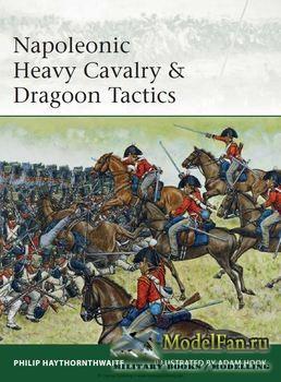 Osprey - Elite 188 - Napoleonic Heavy Cavalry & Dragoon Tactics