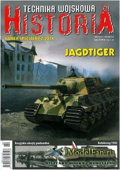 Technika Wojskowa Historia Numer Specjalny №2 2014