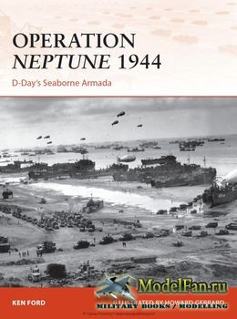 Osprey - Campaign 268 - Operation Neptune 1944