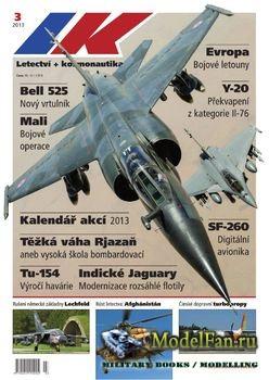 Letectvi + Kosmonautika №3 2013