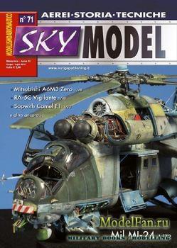 Sky Model №71 2013