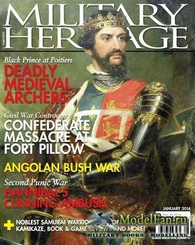 Military Heritage (January  2014)