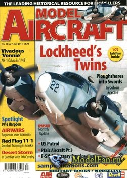 Model Aircraft July 2011 (Vol.10 Iss.07)