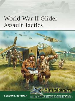 Osprey - Elite 200 - World War II Glider Assault Tactics