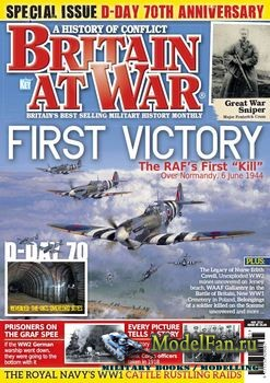 Britain at War Magazine №85 (May 2014)