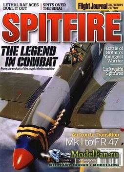 Spitfire - Flight Journal Collector's Edition