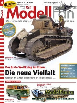 ModellFan (April 2014)