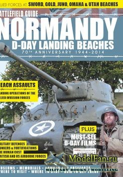 Normandy D-Day Landing Beaches Today