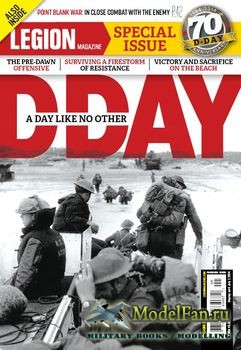 DDay: A Day Like No Other (Legion Magazine Special)