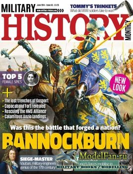 Military History Monthly (June 2014)