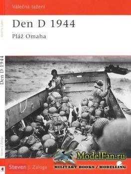 Den D 1944: Plaz Omaha (Steve Zaloga)