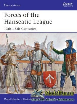 Osprey - Men-at-Arms 494 - Forces of the Hanseatic League
