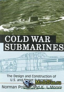 Cold War Submarines (Norman Polmar)