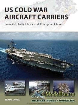 Osprey - New Vanguard 211 - US Cold War Aircraft Carriers