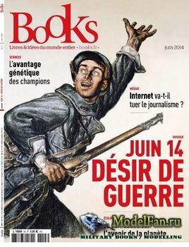 Books №55 - Juin 1914: Le Dessir de Guerre