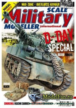 Scale Military Modeller International Juney 2014 (vol.44 Iss.519)