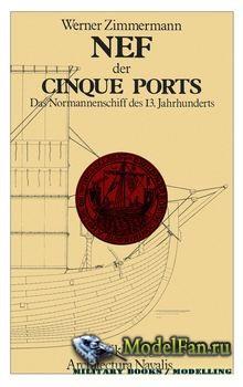 Nef der Cinque Ports: Das Normannenschiff des 13. Jahrhunderts
