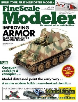 FineScale Modeler Vol.32 №06 (July) 2014