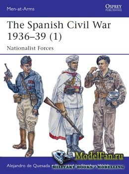 Osprey - Men-at-Arms 495 - The Spanish Civil War 1936-1939 (1)