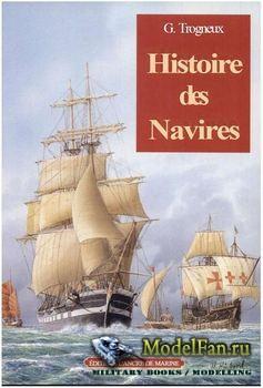 Histoire des Navires (G. Trogneux)
