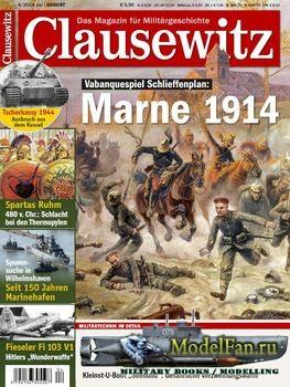 Clausewitz: Das Magazin fur Militargeschichte №4/2014