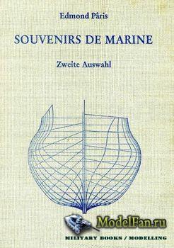 Souvenirs de Marine 1882-1908: Zweite Auswhal (Edmond Paris)