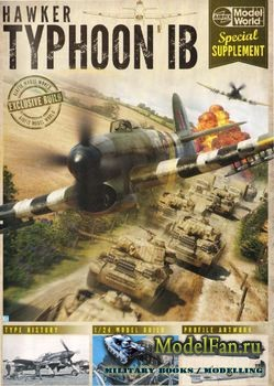 Hawker Typhoon IB (Airfix Model World Special)