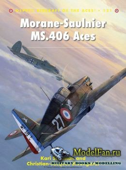 Osprey - Aircraft of the Aces 121 - Morane-Saulnier MS.406 Aces
