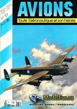 Avions №37 (Апрель 1996)