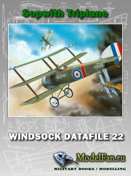 Windsock - Datafile 22 - Sopwith Triplane