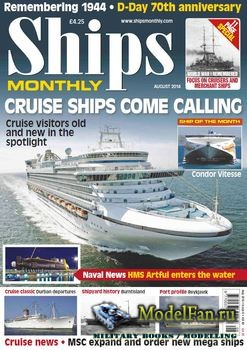 Ships Monthly (August 2014)