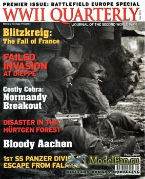 WWII History Quarterly (Fall 2009)