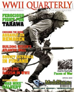 WWII History Quarterly (Spring 2010)