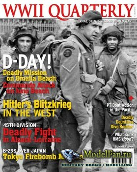 WWII History Quarterly (Summer 2014)
